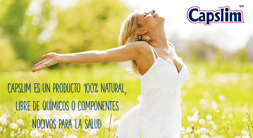 capslim ingredientes