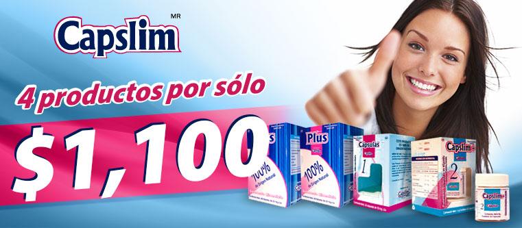 promoción capslim